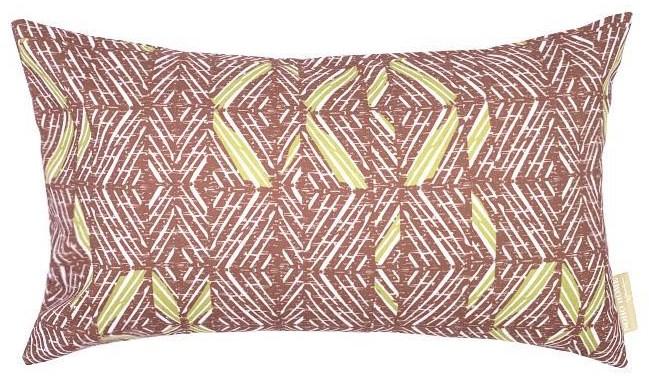 'Akahi Lumbar Pillowcase by Noho Home at HomeWorld Furniture