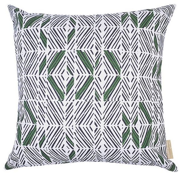 'Akahi Square Pillowcase by Noho Home at HomeWorld Furniture
