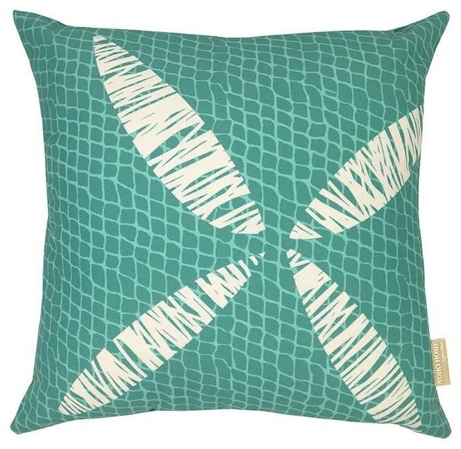 Kapua Kai Square Pillowcase by Noho Home at HomeWorld Furniture
