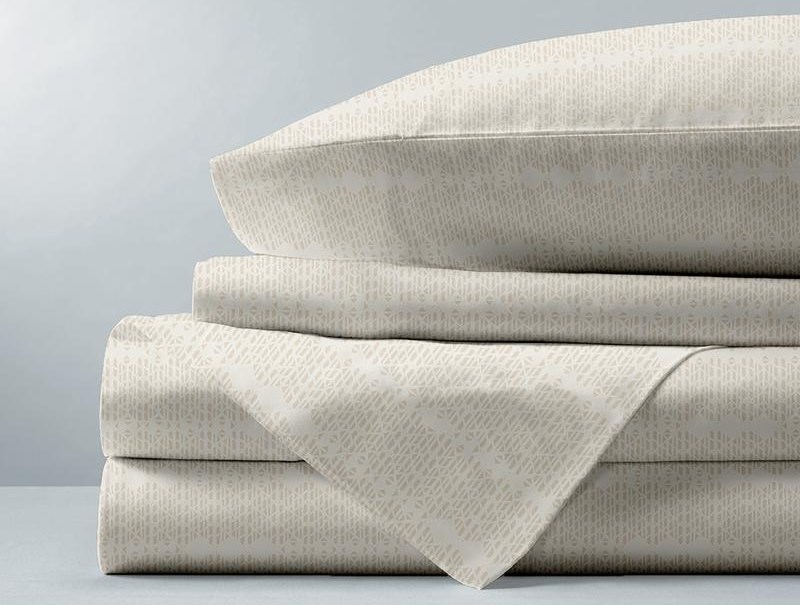 Kua Twin Sheet Set by Noho Home at HomeWorld Furniture