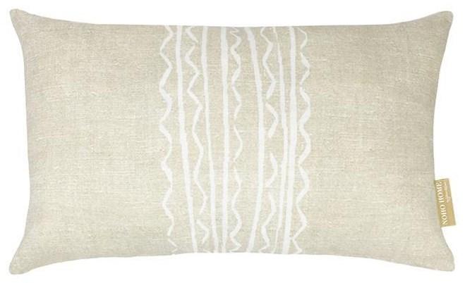Niho Lumbar Pillowcase by Noho Home at HomeWorld Furniture