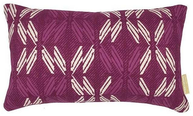 Pe'a Lumbar Pillowcase by Noho Home at HomeWorld Furniture