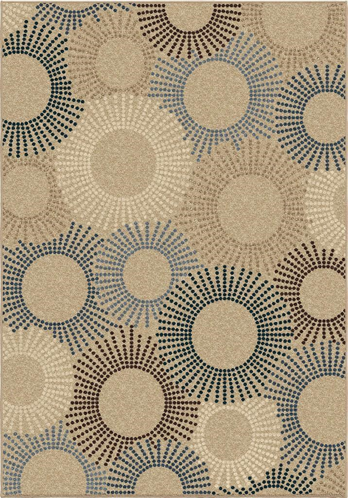 1833-5X8 Area Rug at Wilcox Furniture