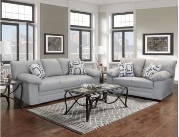 ZORRO SOFA & LOVSEAT GROUP at Standard Furniture
