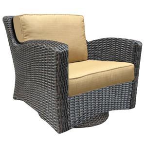 NorthCape International Elegance Swivel Chair