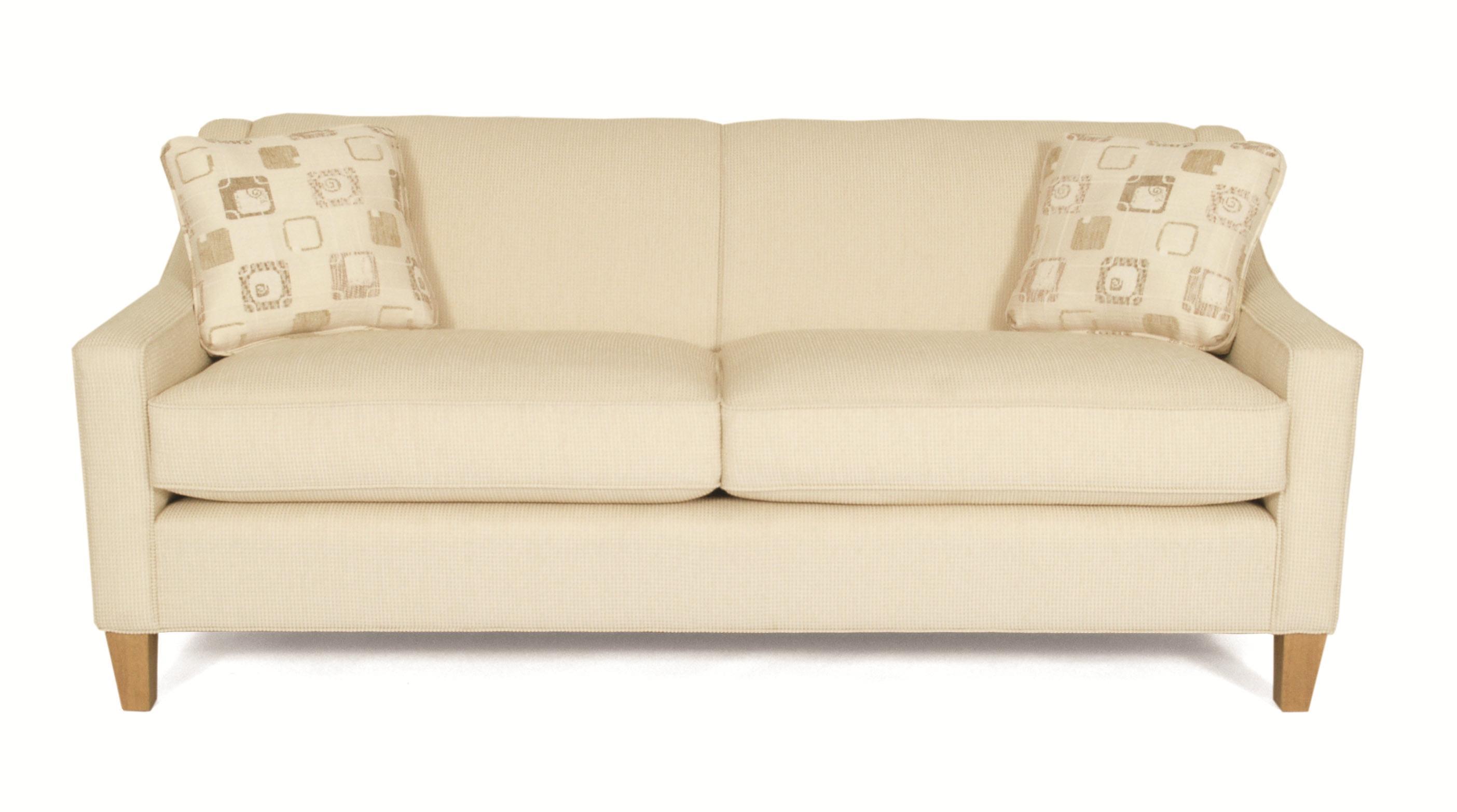 Blake Standard Sofa by Norwalk at Saugerties Furniture Mart
