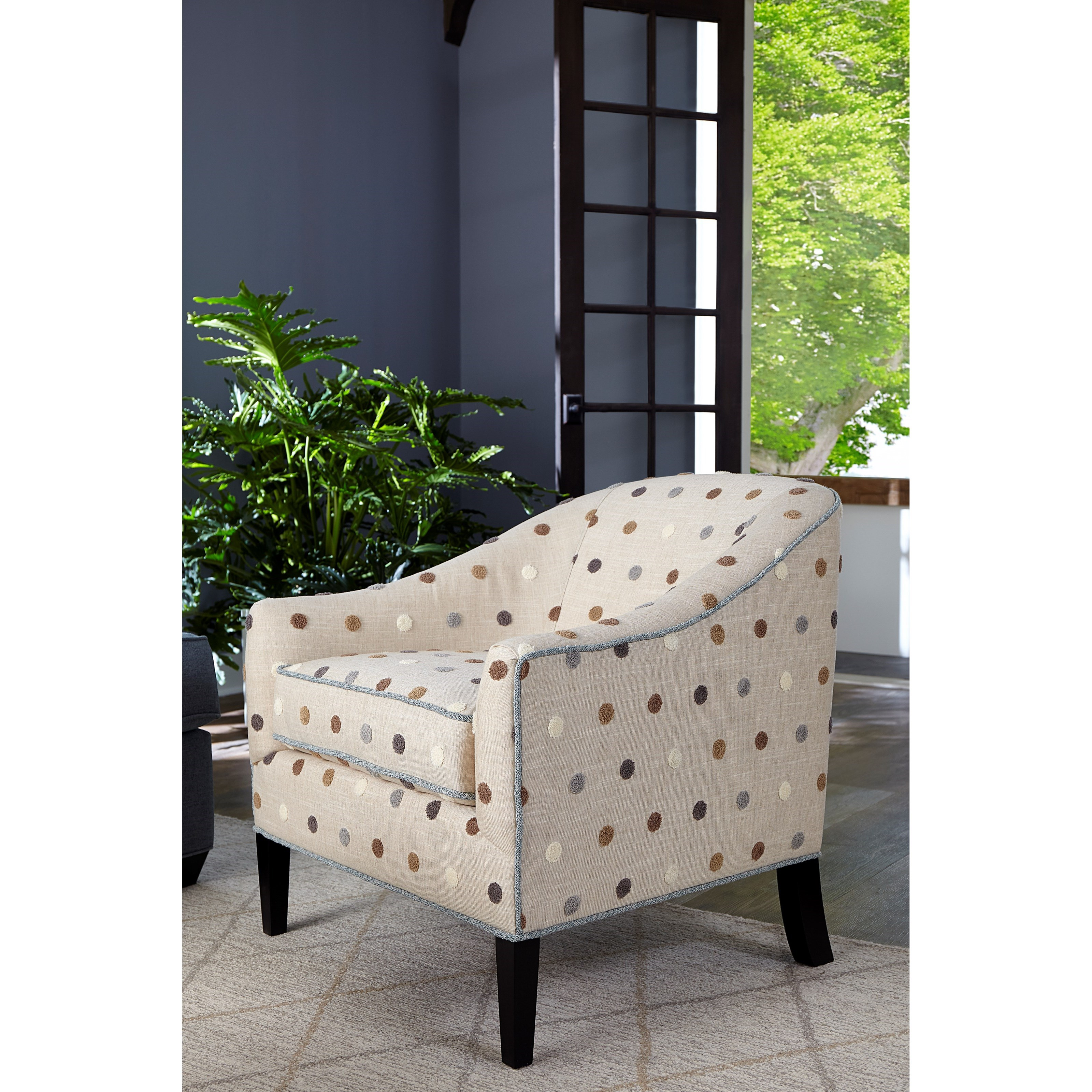 Brockton Upholstered Chair by Norwalk at Saugerties Furniture Mart