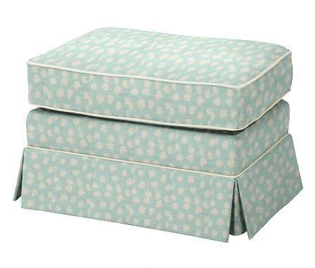Copley Square Ottoman by Norwalk at Saugerties Furniture Mart