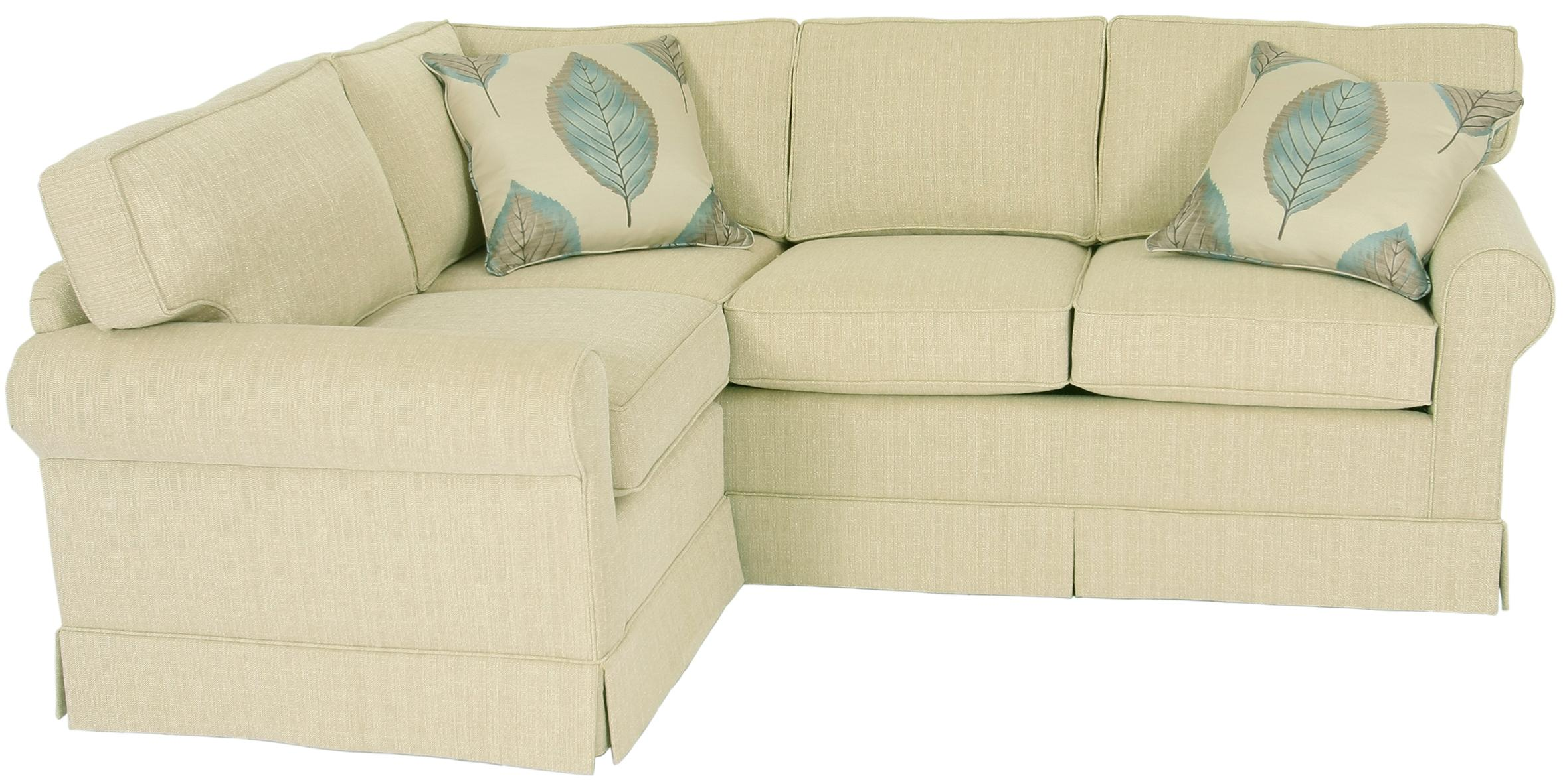 Copley Square Sectional by Norwalk at Saugerties Furniture Mart