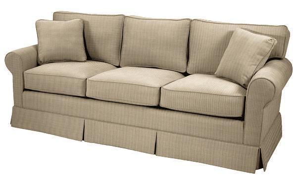 Copley Square Queen Sleeper Sofa by Norwalk at Saugerties Furniture Mart