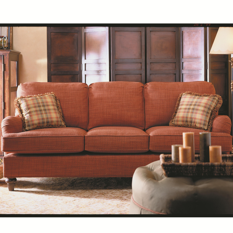 Estate Traditional Sofa by Norwalk at Saugerties Furniture Mart