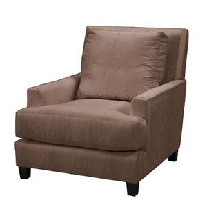 Upholstered Chair with Optional Nailhead Trim