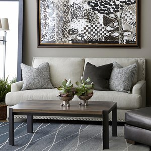 Sofa with Optional Nailhead Trim