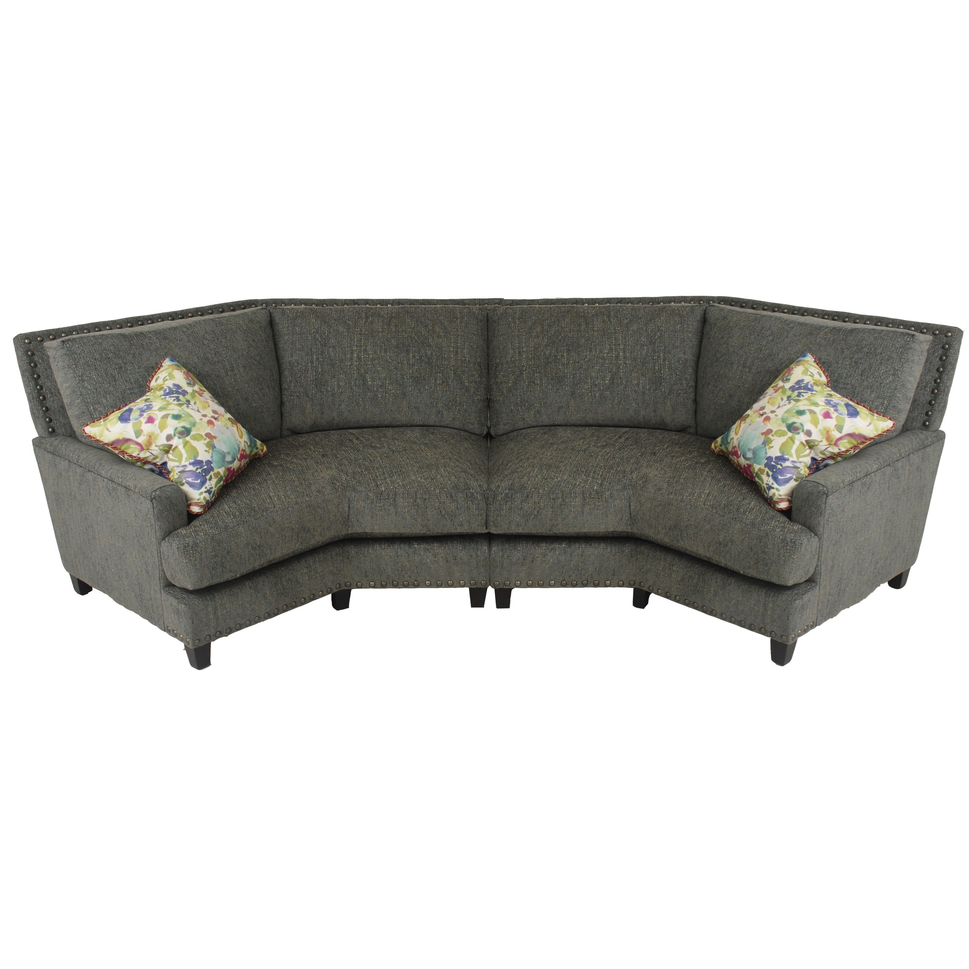 Linkin 2-Piece Sectional by Norwalk at Saugerties Furniture Mart