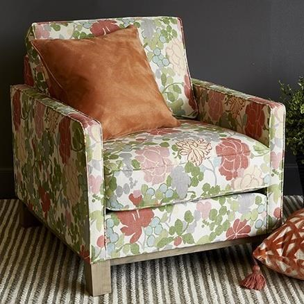 Louise Variations Chair by Norwalk at Saugerties Furniture Mart