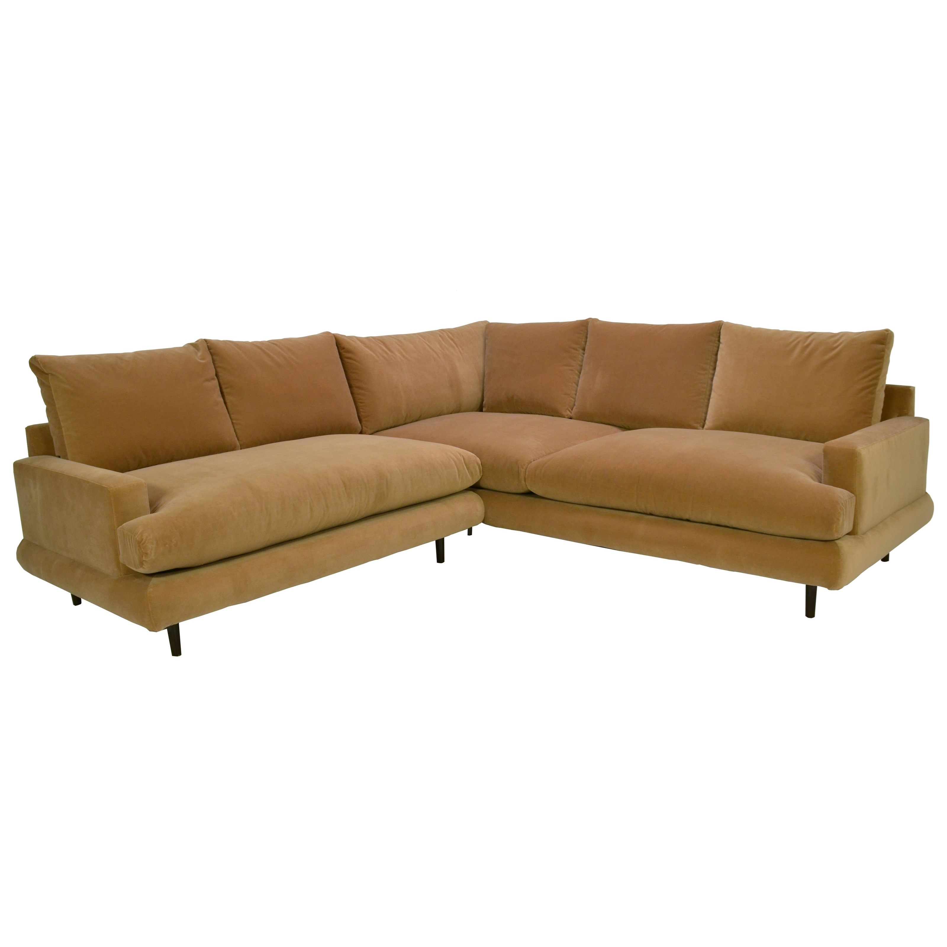 Somerset 2-Piece Sectional by Norwalk at Lagniappe Home Store