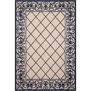 Nourison Aloha 7 10 Quot X 10 6 Quot Red Rectangle Rug Broyhill