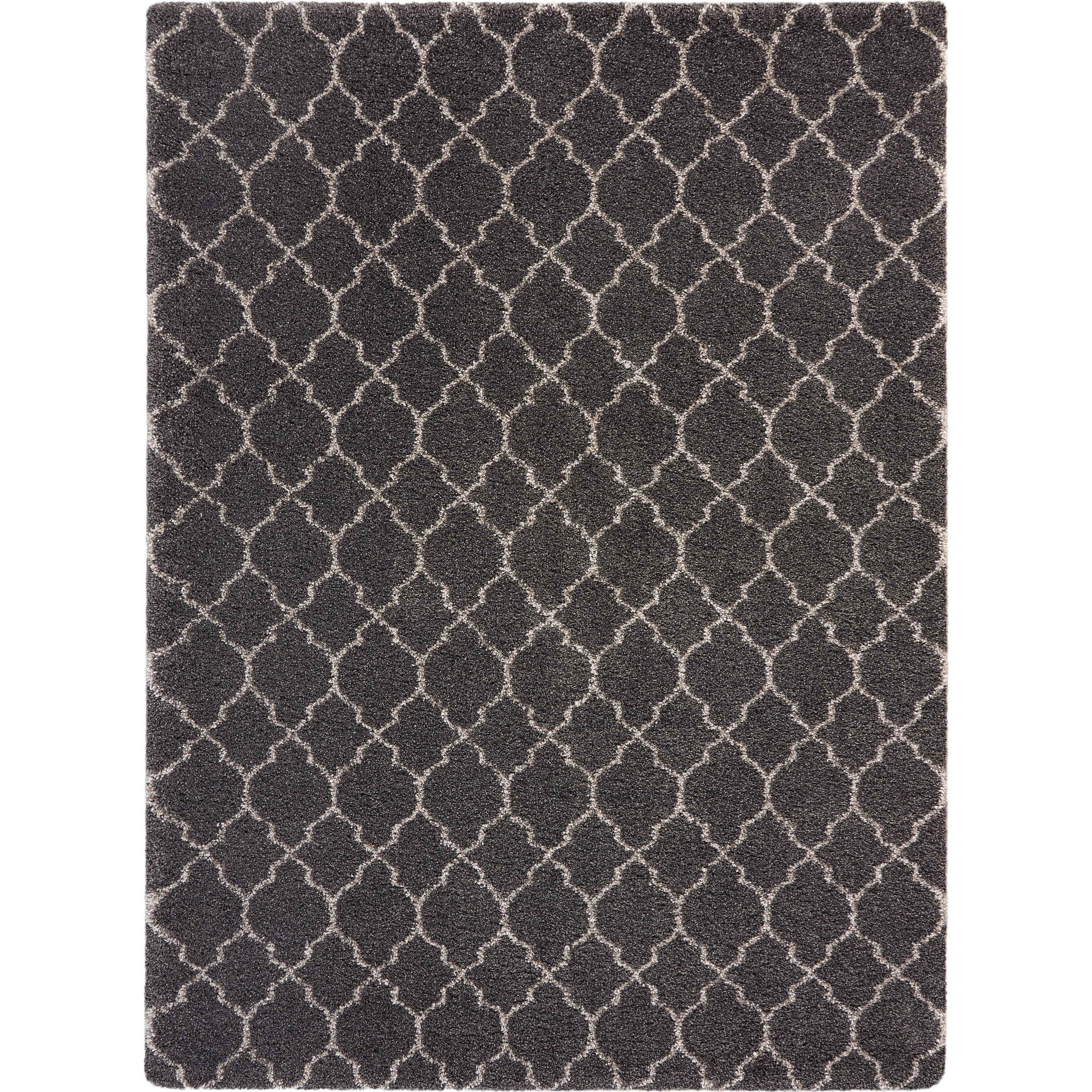 Amore Amore AMOR2 Black 8'x11'   Rug by Nourison at Home Collections Furniture