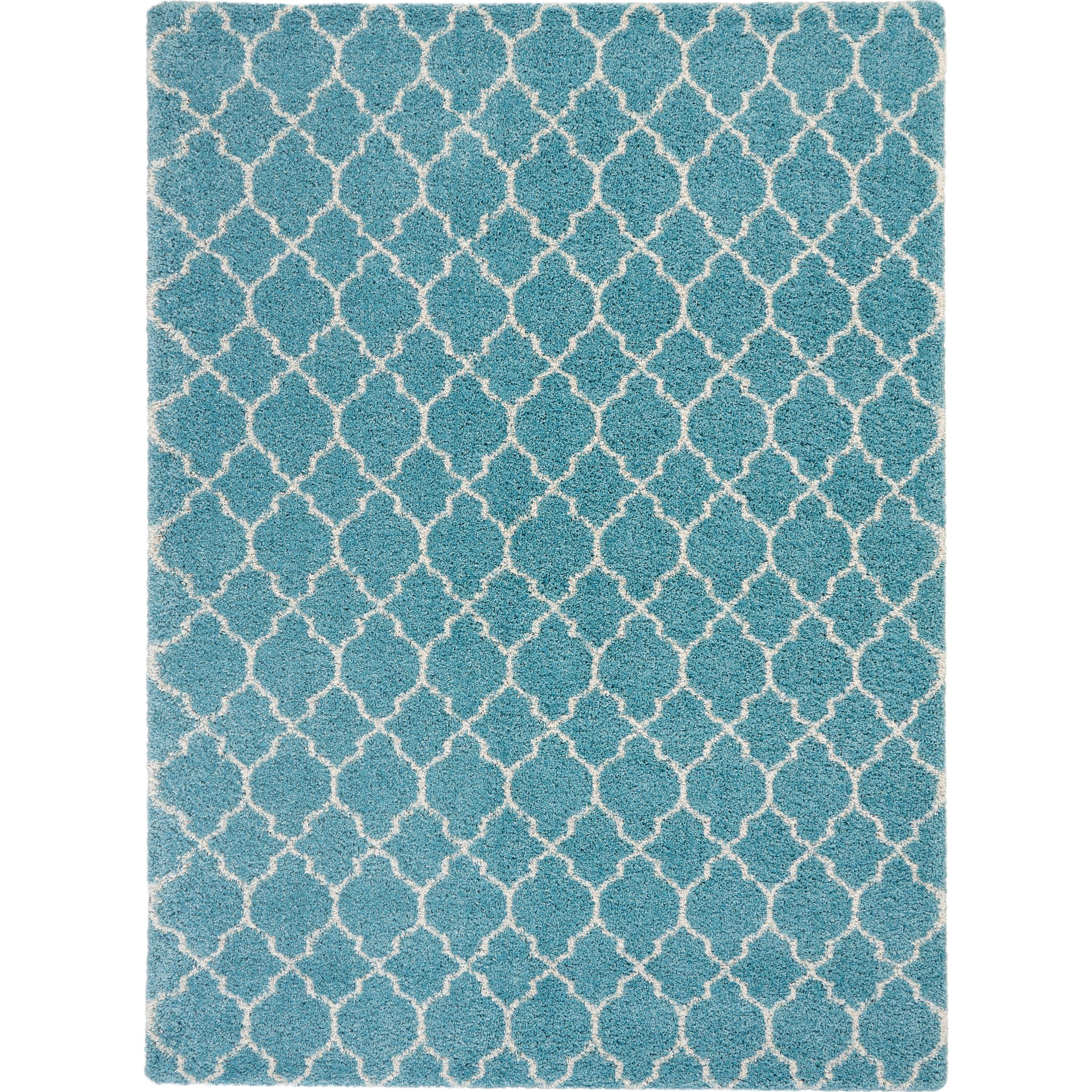 Amore Amore AMOR2 Blue 8'x11'   Rug by Nourison at Home Collections Furniture