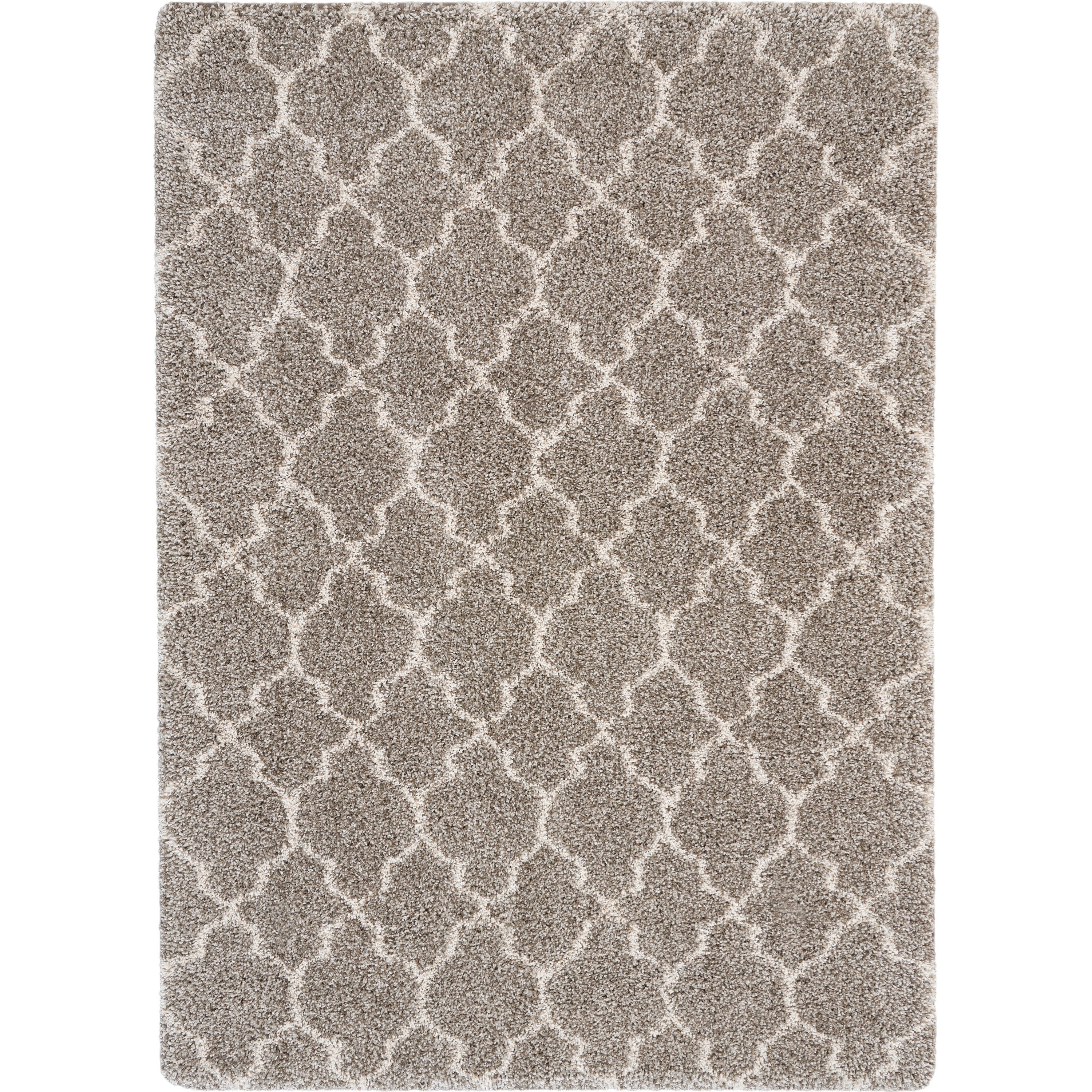 Amore Amore AMOR2 Beige 5'x8' Area Rug by Nourison at Home Collections Furniture