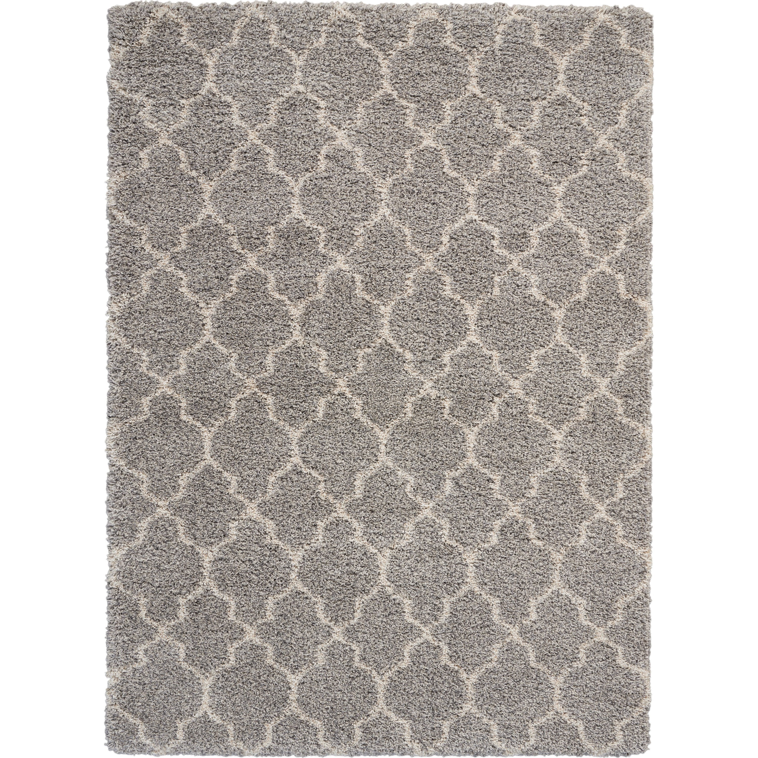 Amore Amore AMOR2 Beige 4'x6' Area Rug by Nourison at Home Collections Furniture