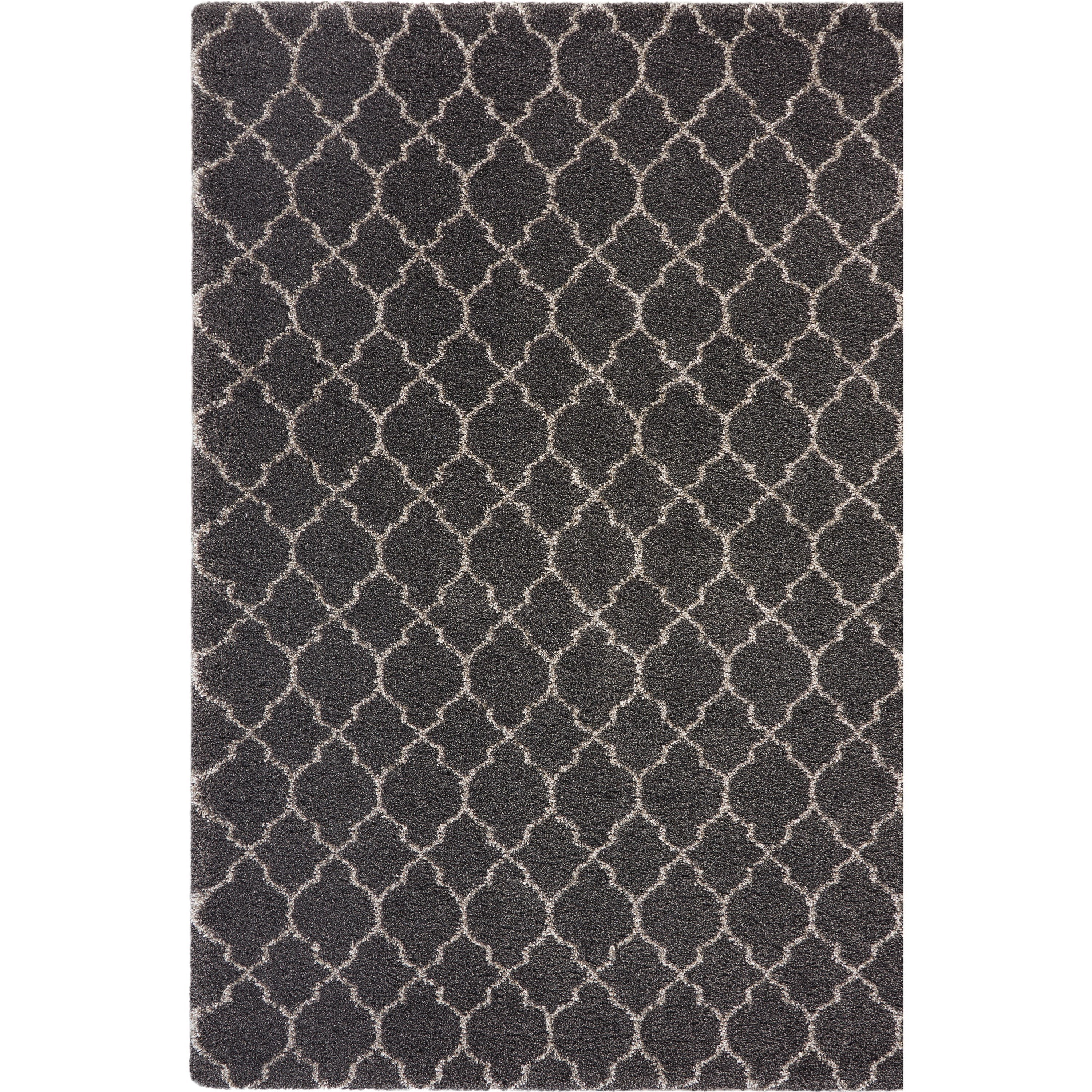 Amore Amore AMOR2 Black 7'x10'   Rug by Nourison at Home Collections Furniture