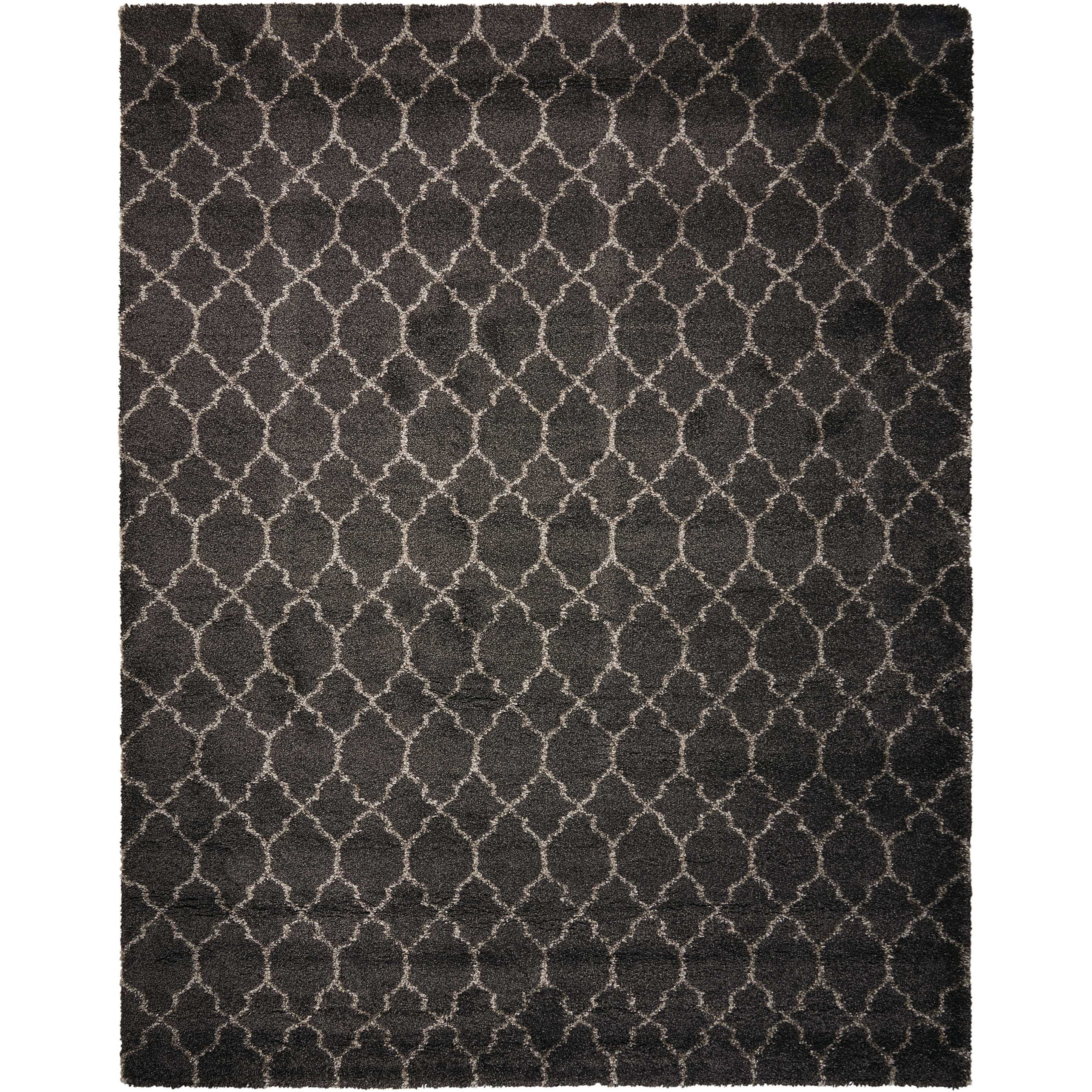 Amore Amore AMOR2 Black 10'x13'   Rug by Nourison at Home Collections Furniture