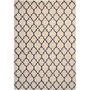 Amore AMOR2 Blue and Ivory 7'x10'   Rug