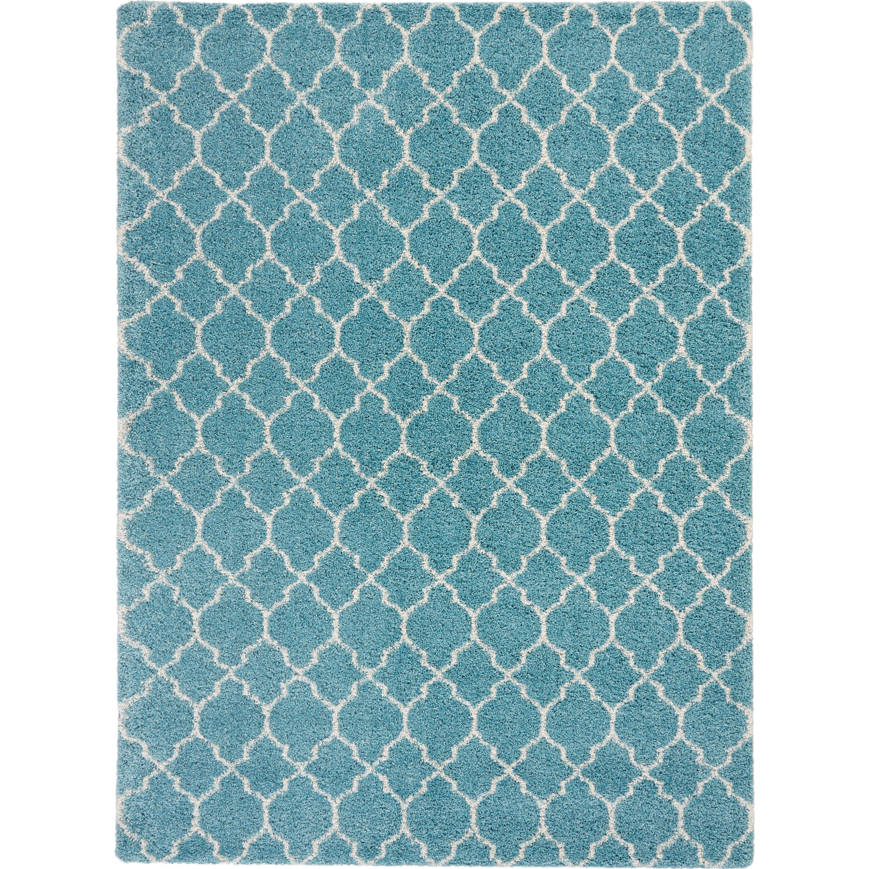 Amore Amore AMOR2 Blue 7'x10'   Rug by Nourison at Home Collections Furniture