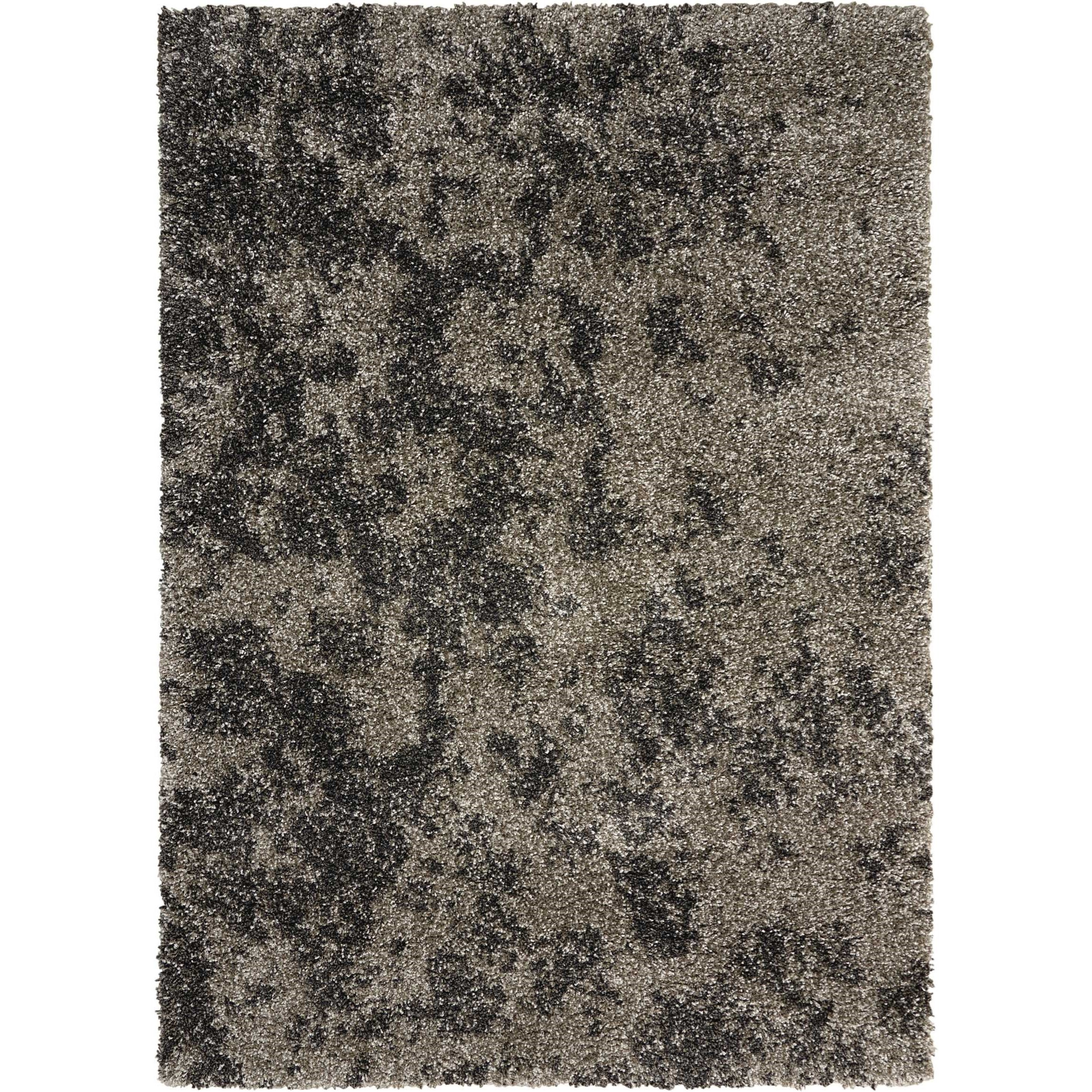 Amore Amore AMOR4 Grey 4'x6' Area Rug by Nourison at Home Collections Furniture
