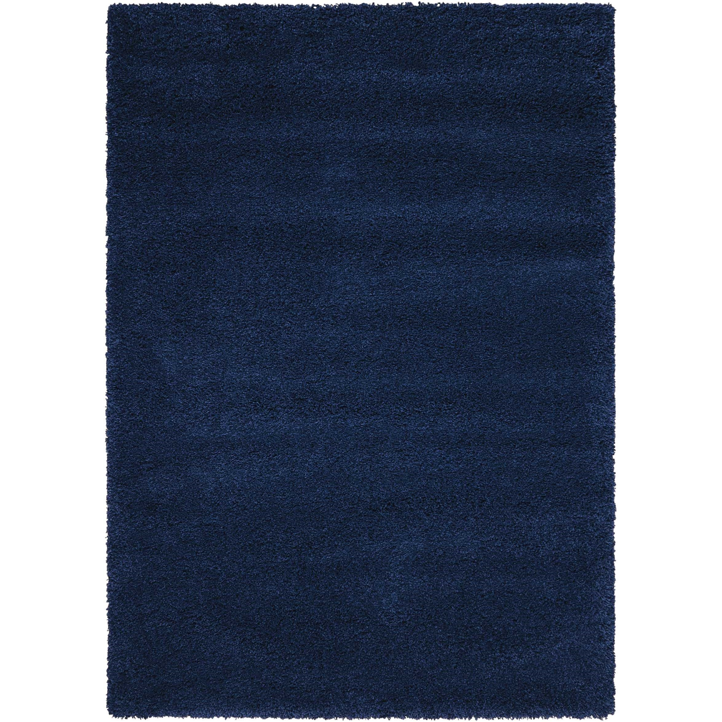 """Amore 5'3"""" x 7'5"""" Ink Rectangle Rug by Nourison at Home Collections Furniture"""