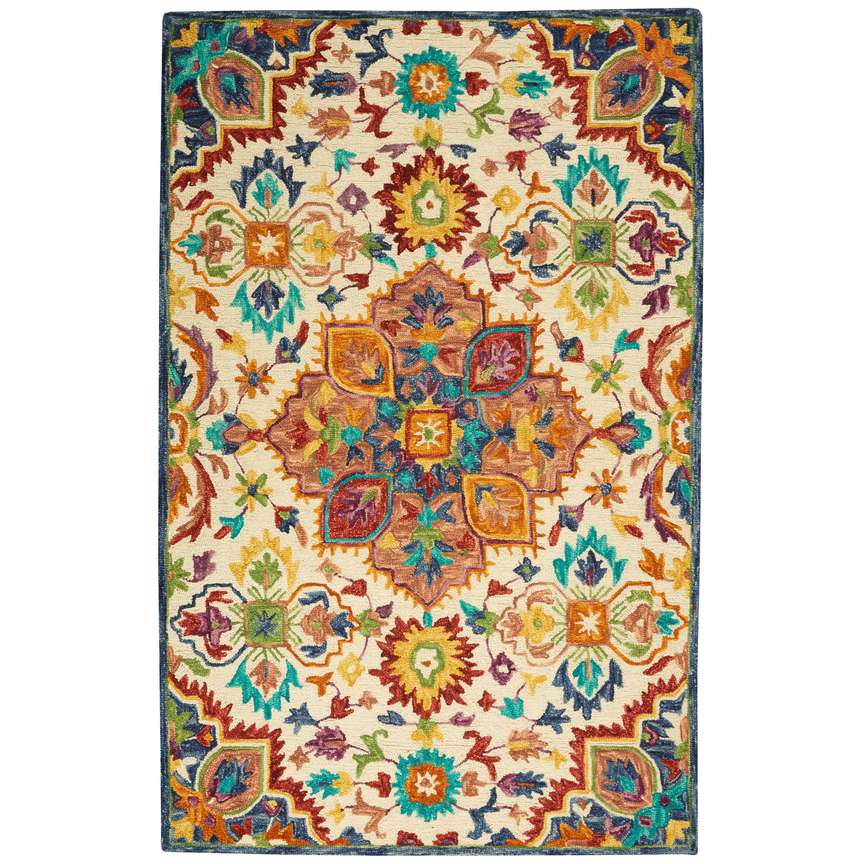 Bahari 2020 5' x 7' Rug by Nourison at Sprintz Furniture