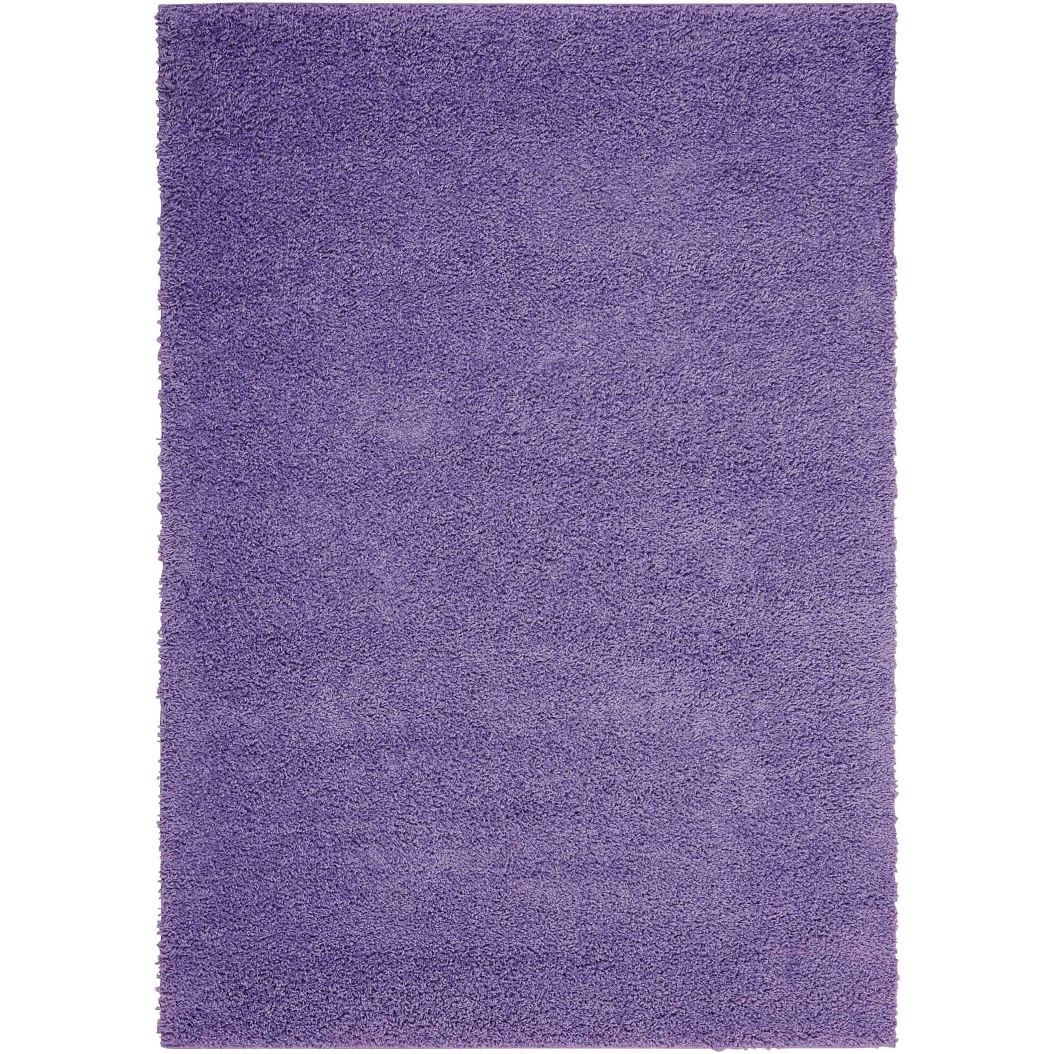 Bonita 5' x 7' Light Violet Rectangle Rug by Nourison at Sprintz Furniture
