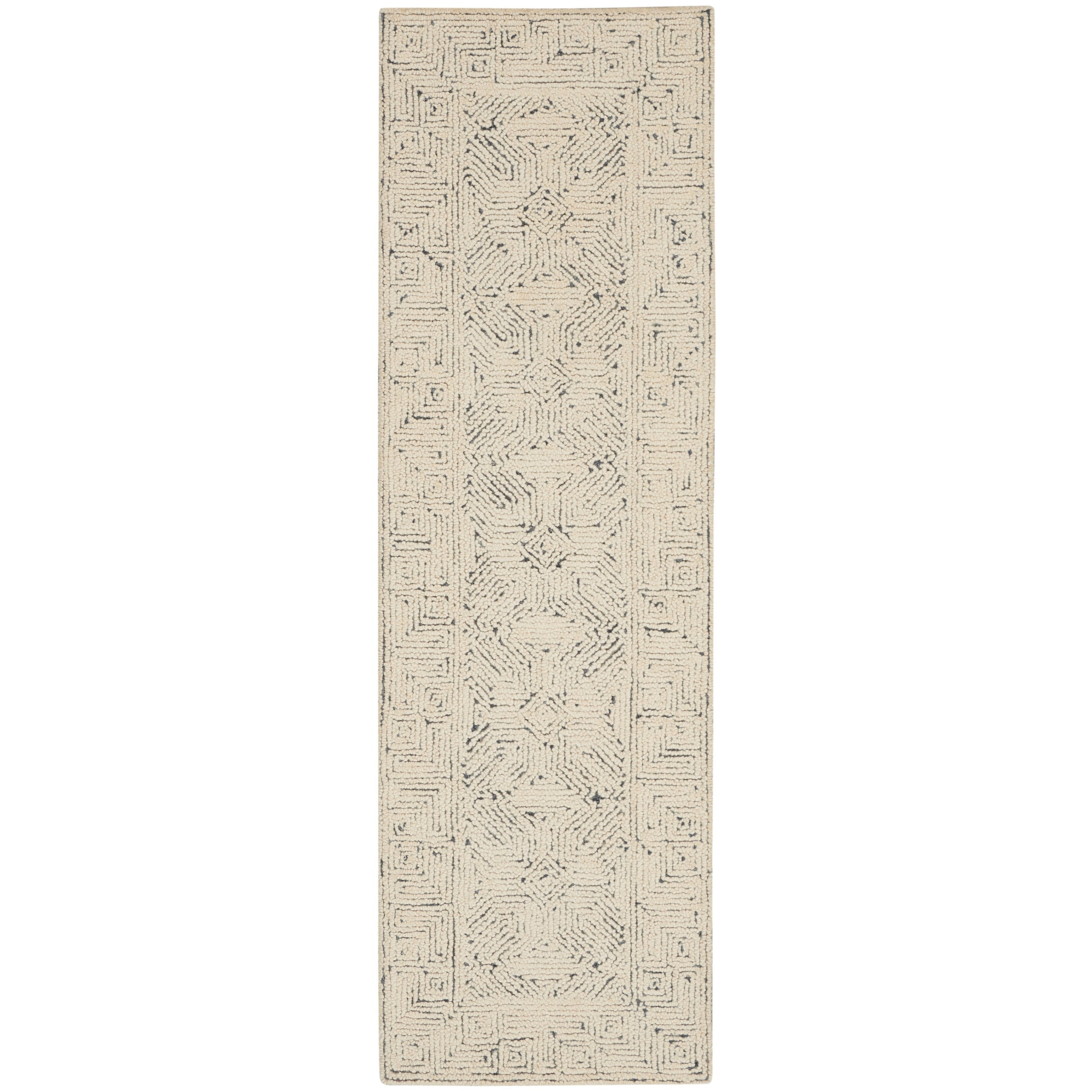 Colorado 2020 8' Runner Rug by Nourison at Home Collections Furniture
