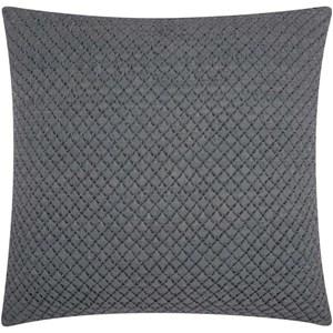 """PD280 Grey 20"""" x 20"""" Throw Pillow"""