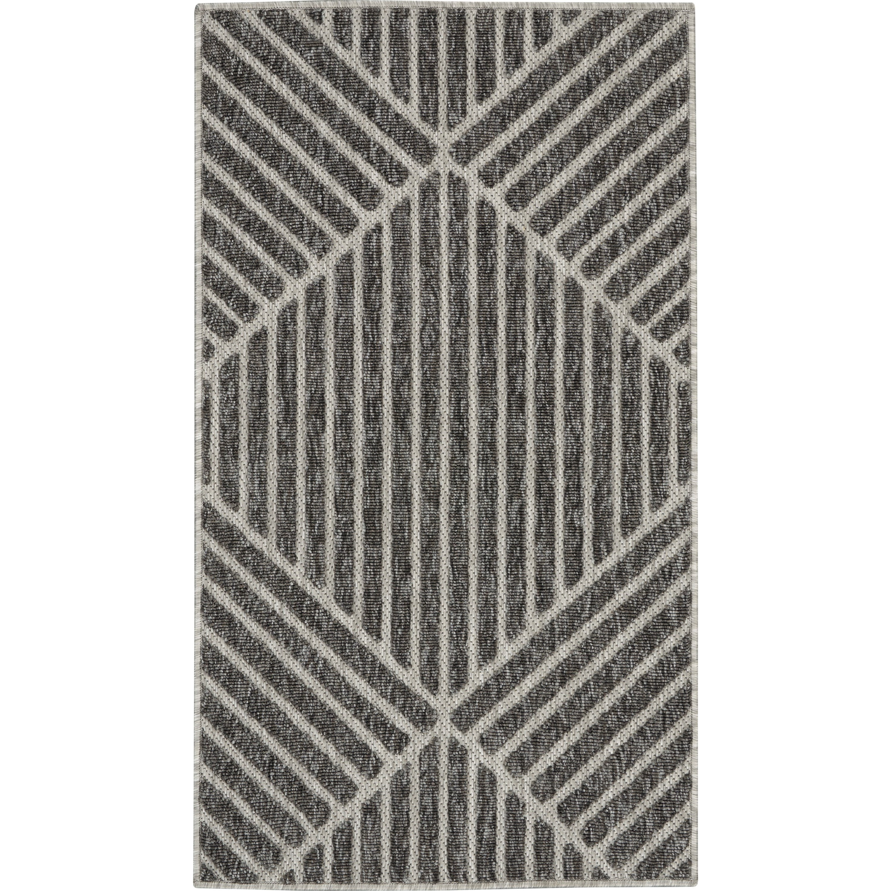 Cozumel 2020 2' x 4' Rug by Nourison at Home Collections Furniture