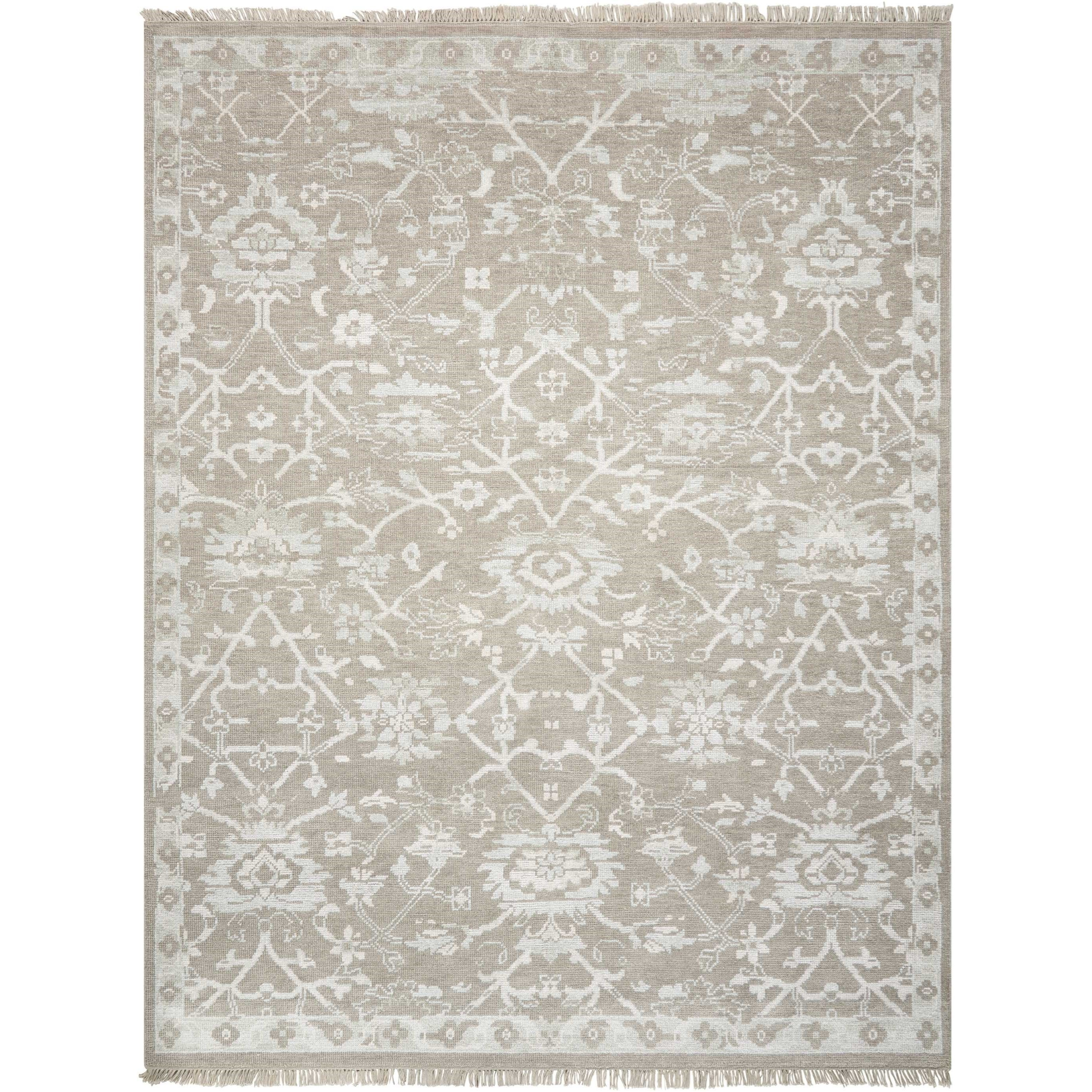 """Elan 5'6""""X8'  Rug by Nourison at Home Collections Furniture"""