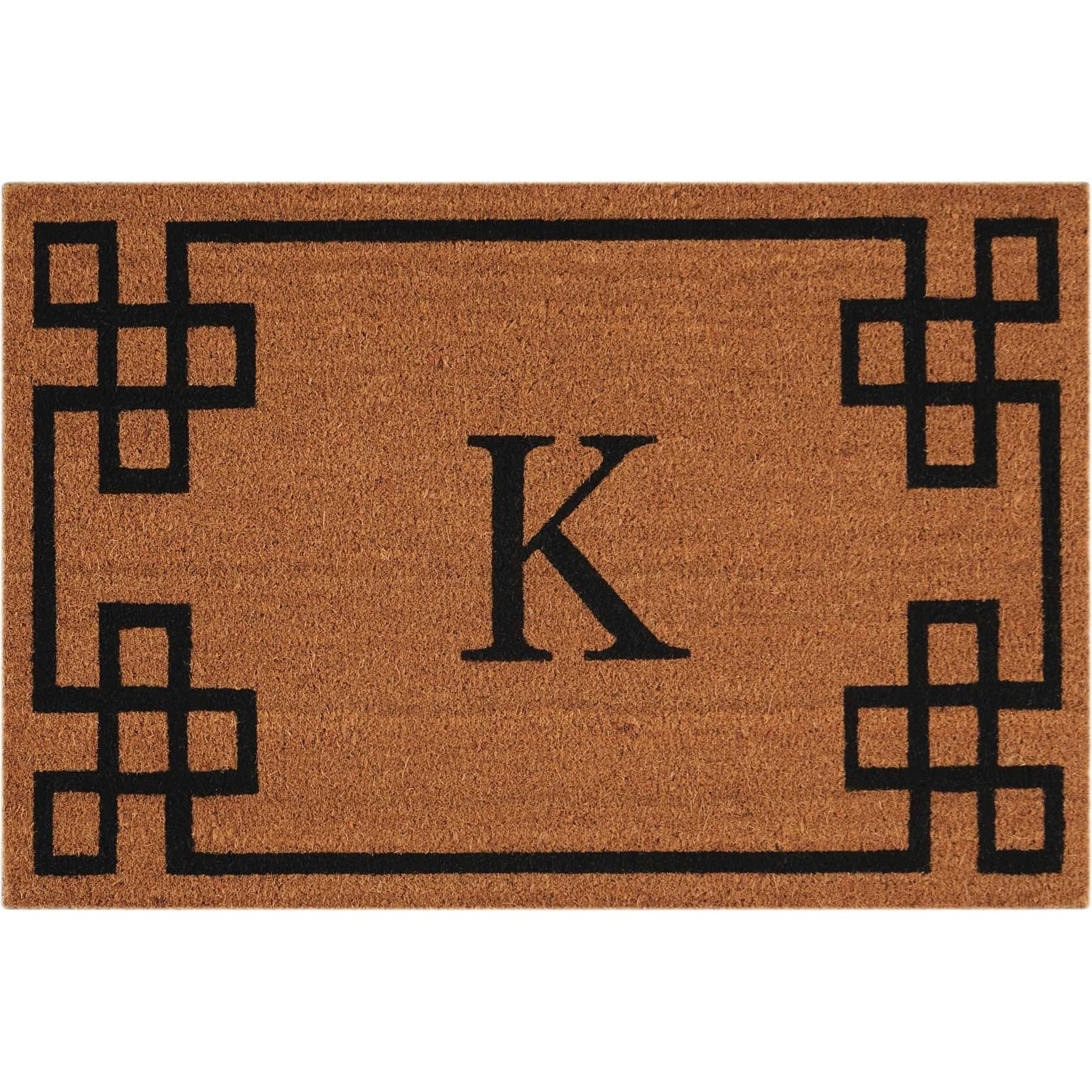 Elegant Entry 2' x 3' Natural Rectangle Rug by Nourison at Home Collections Furniture