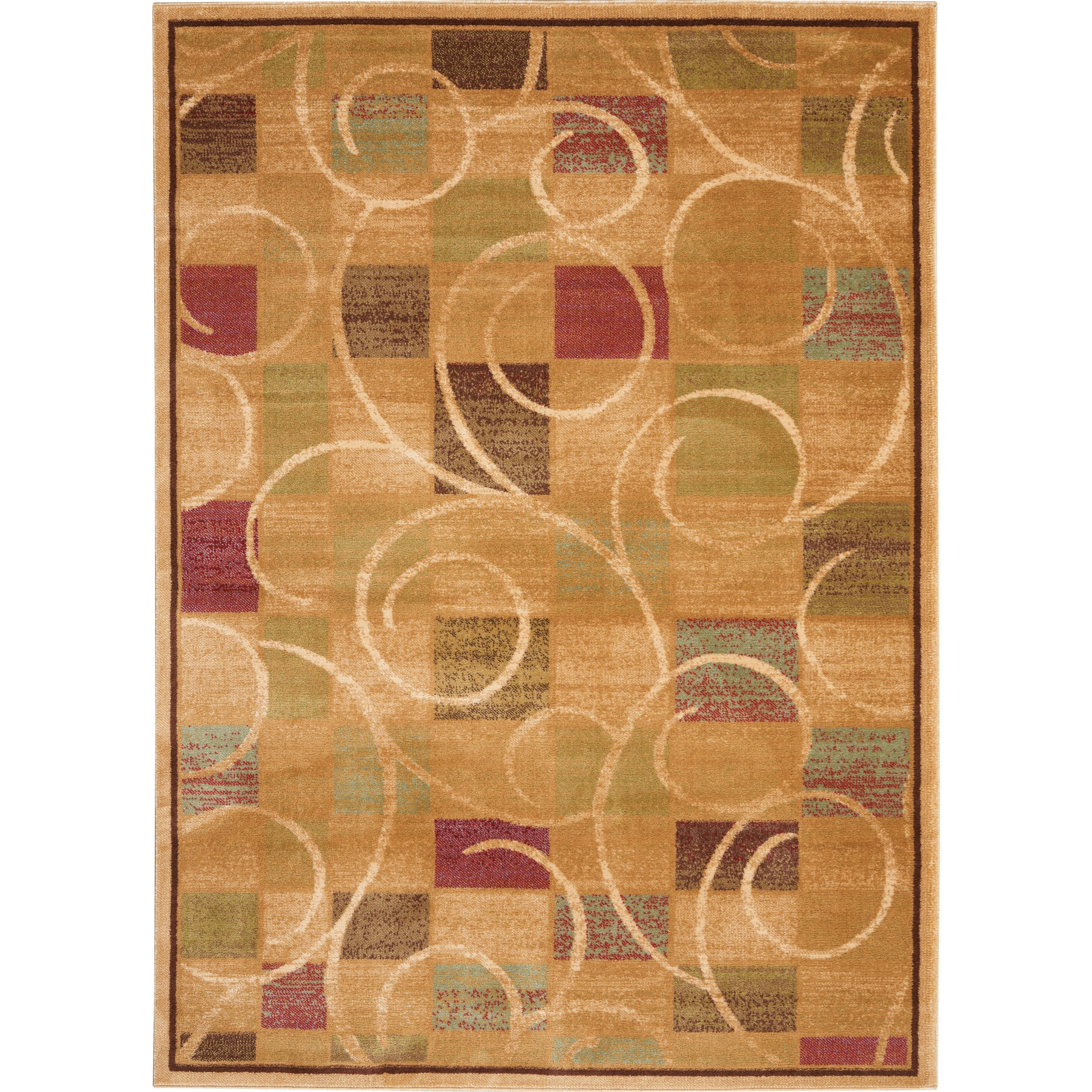 Expressions 2020 4' x 6' Rug by Nourison at Sprintz Furniture