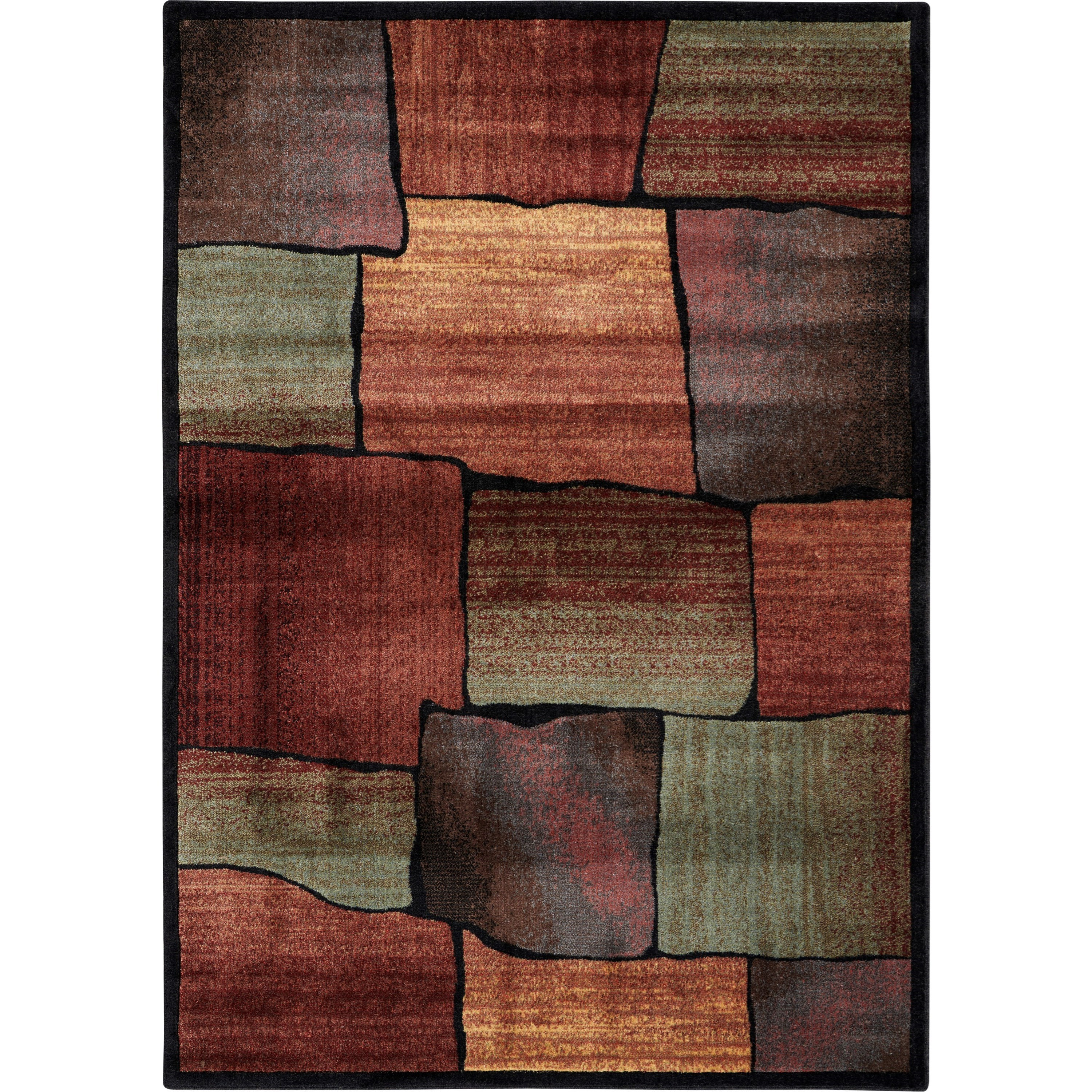 Expressions 2020 4' x 6' Rug by Nourison at Home Collections Furniture