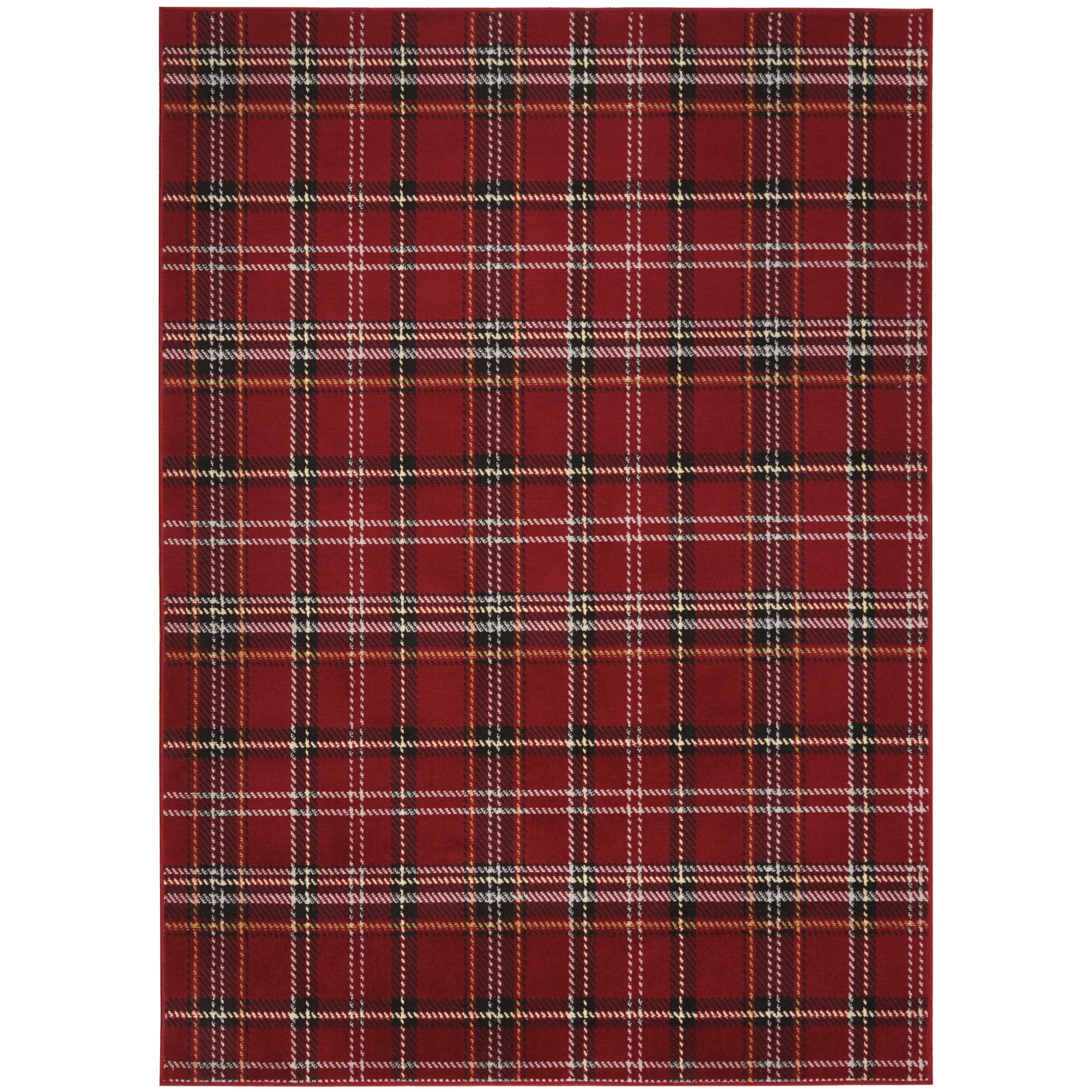 """Grafix 7'10""""X9'10""""  Rug by Nourison at Home Collections Furniture"""