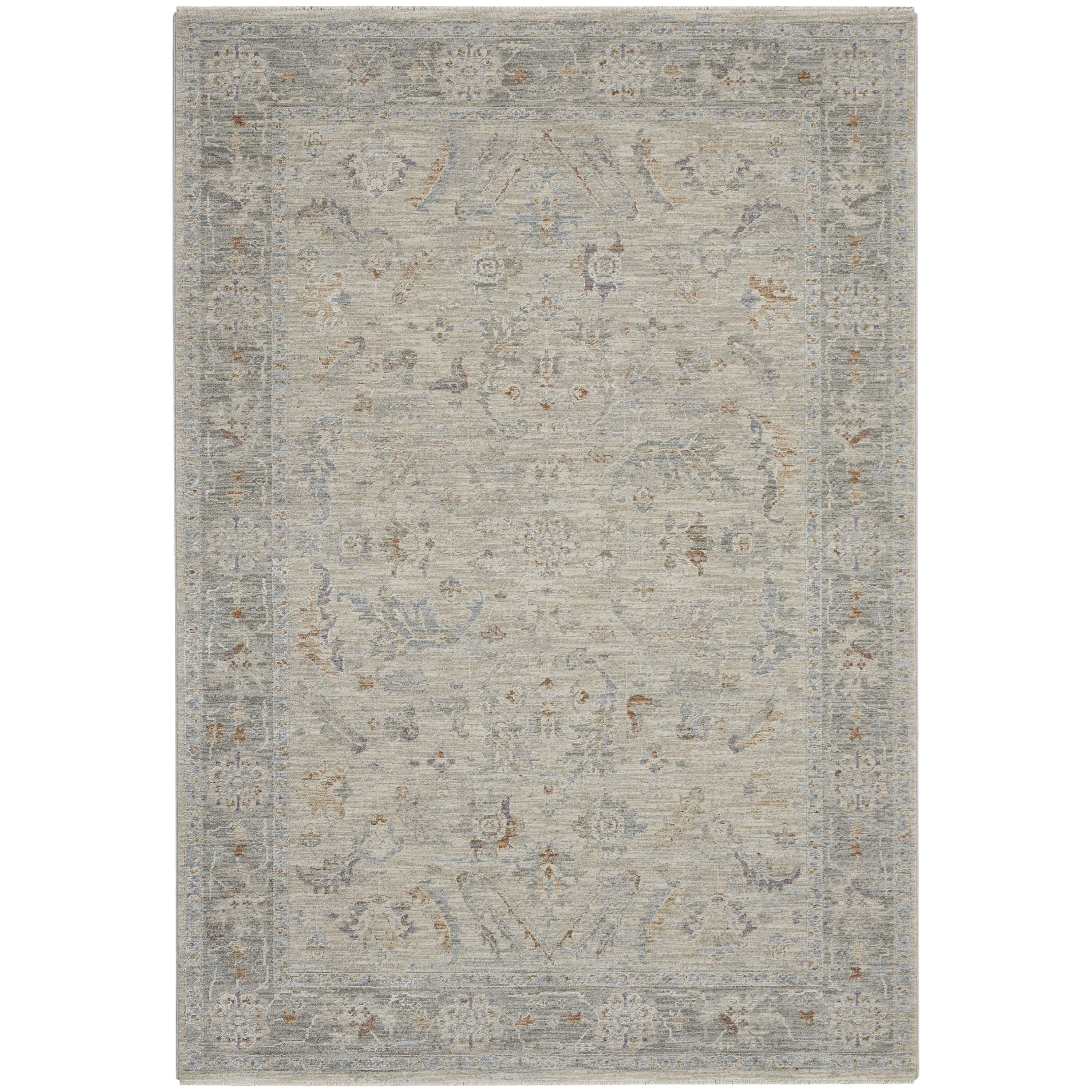 Infinite 2020 5' X 8' Rug by Nourison at Home Collections Furniture