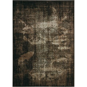 "9'3"" X 12'9"" Latte Rectangle Rug"