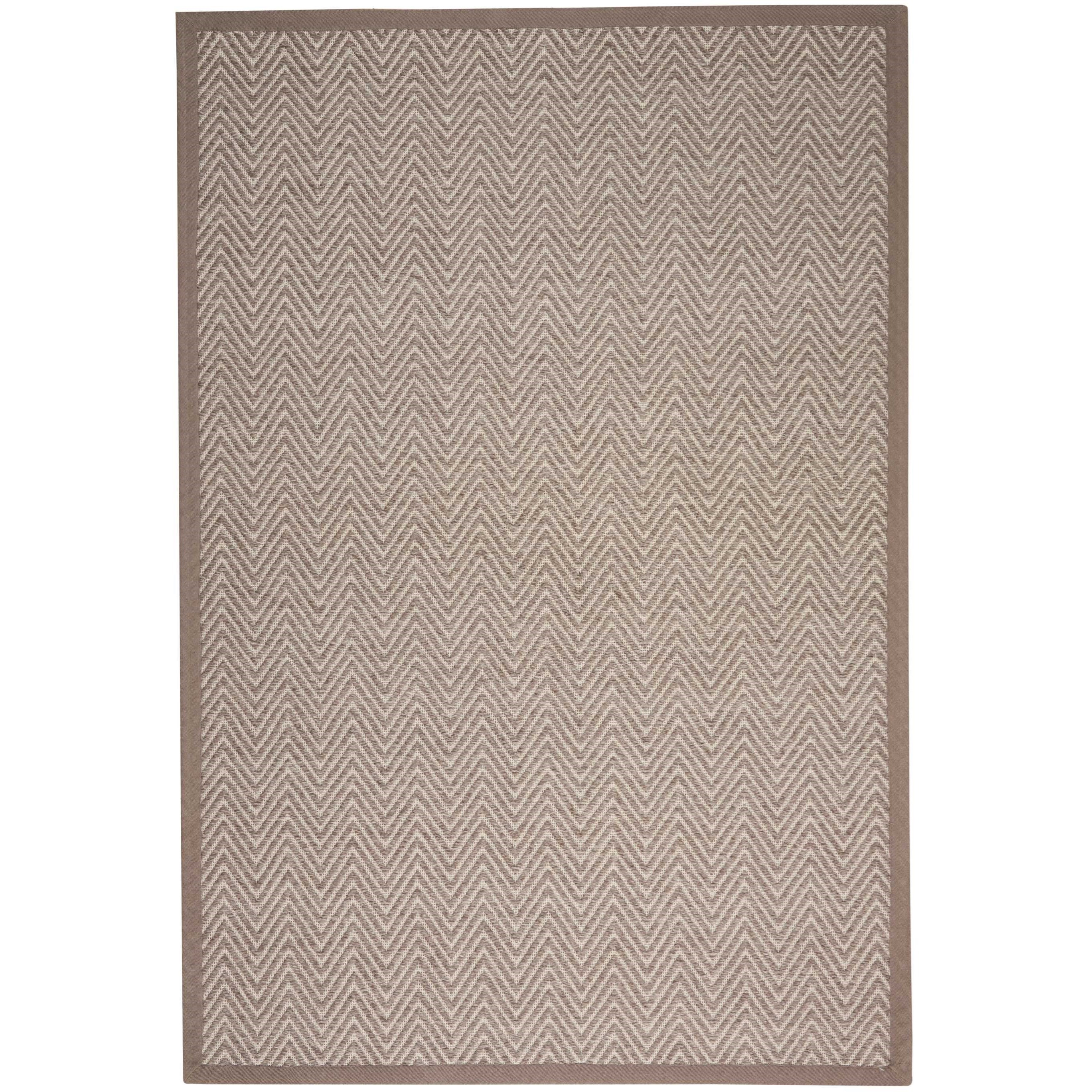 """Kiawiah 5'X7'6""""  Rug by Nourison at Home Collections Furniture"""
