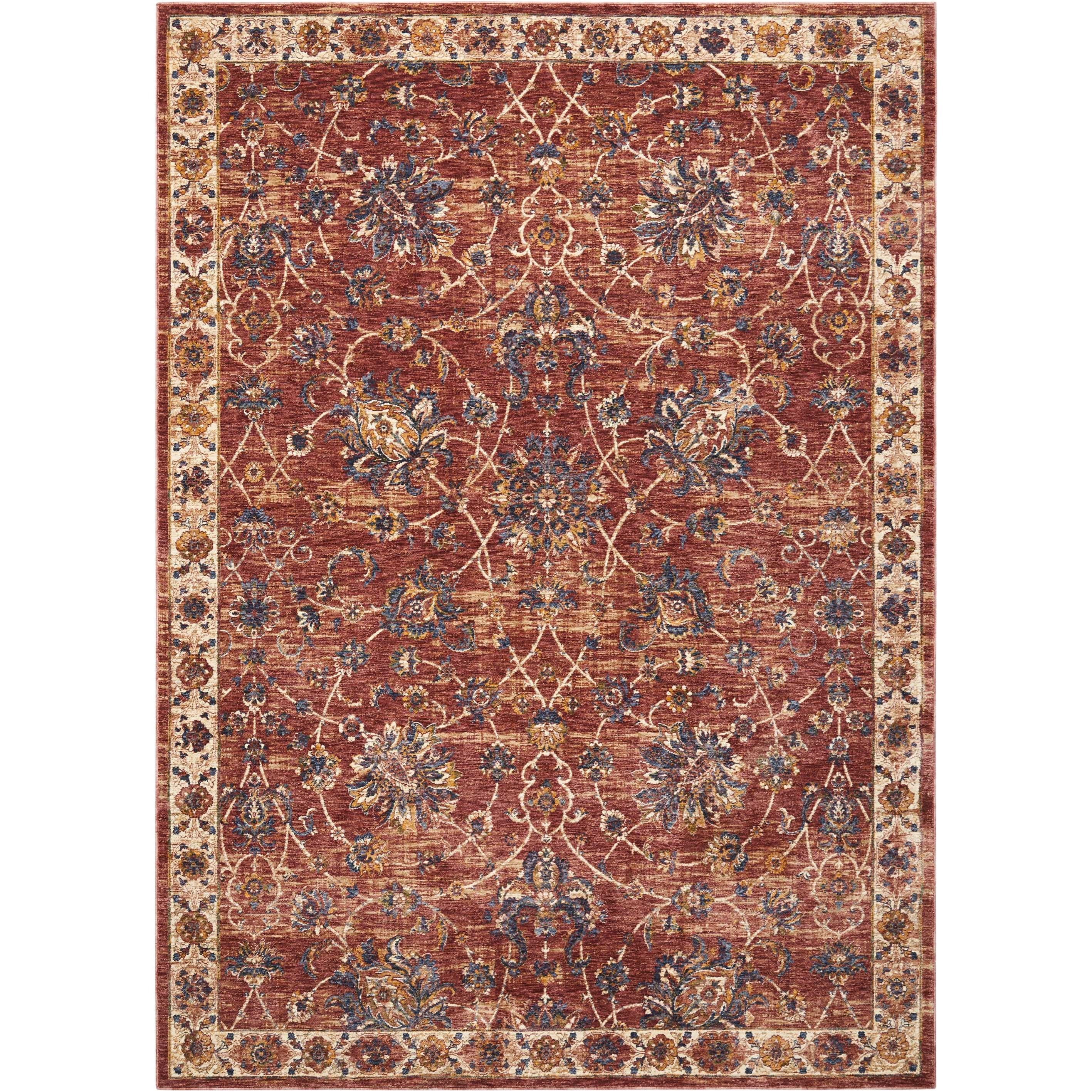 """Lagos 8'3'X11'6""""  Rug by Nourison at Home Collections Furniture"""