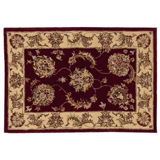 """Nourison 2000 2'6"""" x 4'3"""" Lacquer Rectangle Rug by Nourison at Home Collections Furniture"""