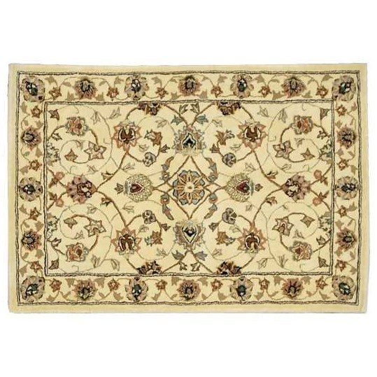 Nourison 2000 2' x 3' Ivory Rectangle Rug by Nourison at Sprintz Furniture