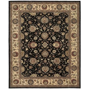 "8'6"" x 11'6"" Midnight Rectangle Rug"