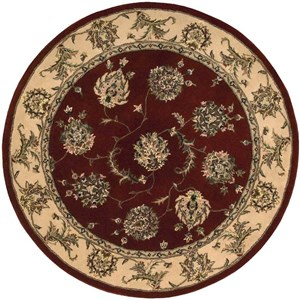 2000 2022 Lacquer 4' Round  Area Rug