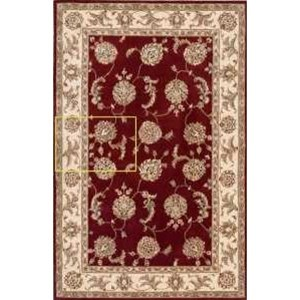 2000 2022 Lacquer 6'x9'  Area Rug